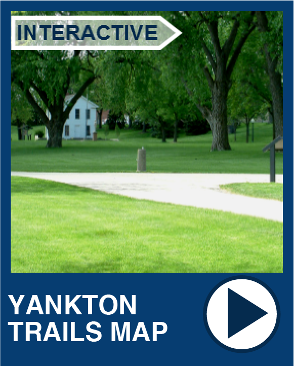 Yankton Trails Map