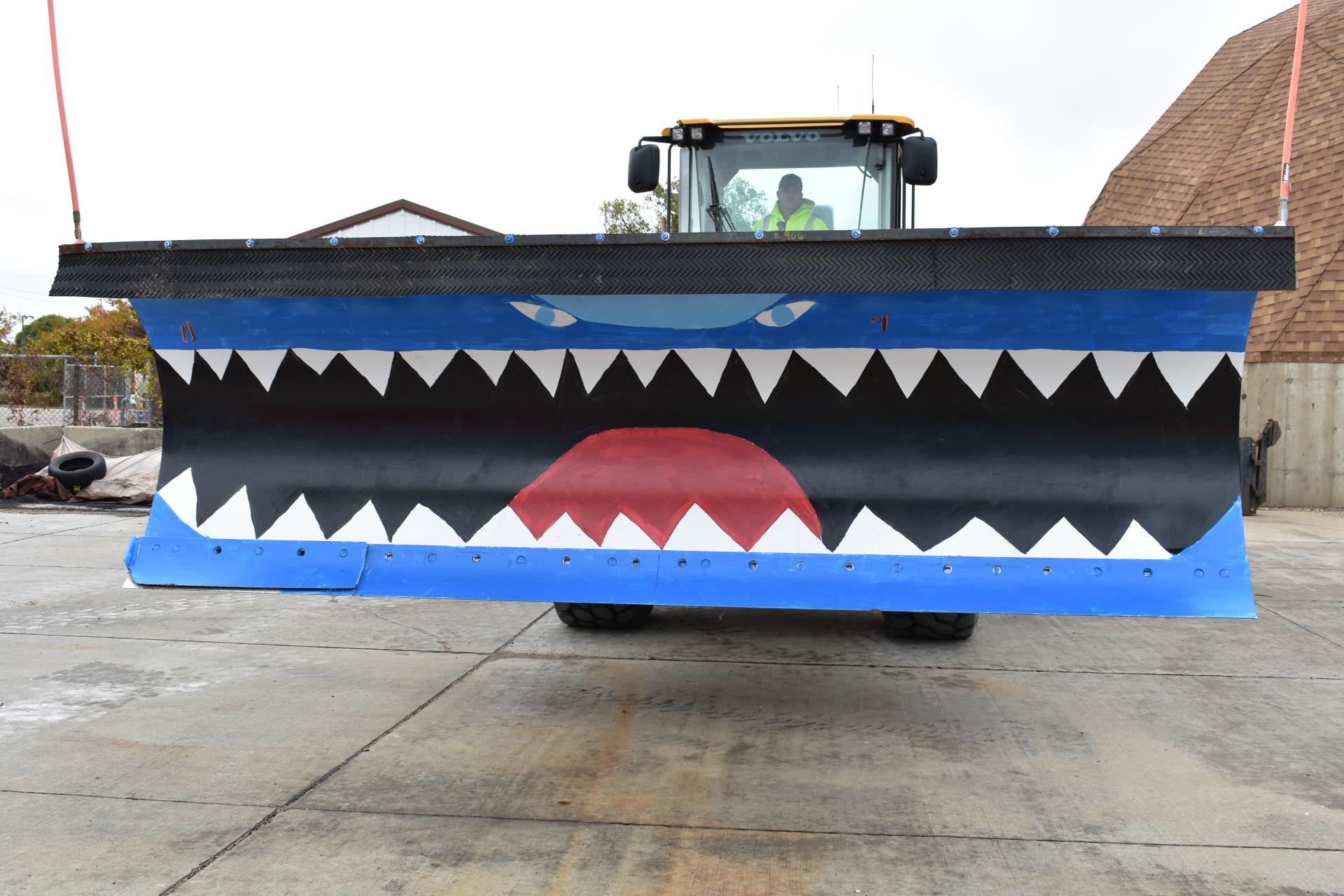 2018 Webster School Paint the Plow