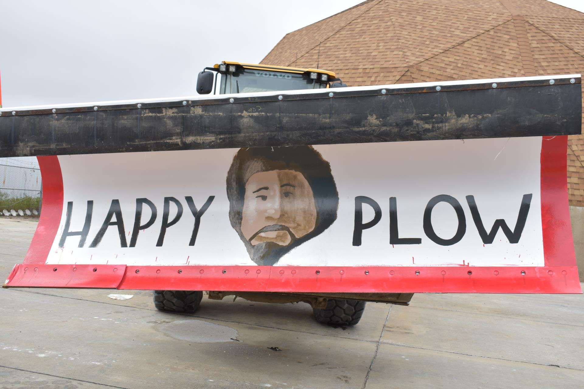 2018 High School Paint the Plow